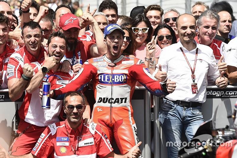 Forza Ducati. Главные события Гран При Италии