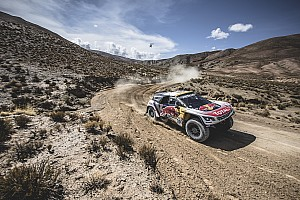 Dakar Stage report Dakar 2017, Stage 5: Loeb fastest, Peterhansel moves to the lead
