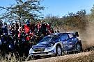 WRC ES16 - Les écarts se resserent entre les trois premiers