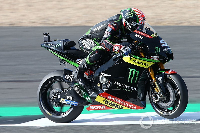silverstone motogp zarco leads vinales in fp3. Black Bedroom Furniture Sets. Home Design Ideas