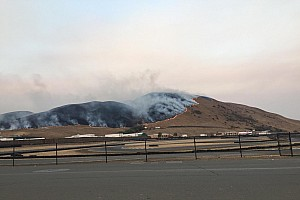 NASCAR Cup Breaking news Sonoma Raceway not at