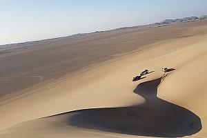 Dakar Noticias de última hora El Dakar del 40º aniversario prepara su roadbook