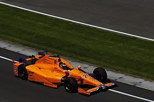 IndyCar Noticias de última hora Alonso dice que se prepara para