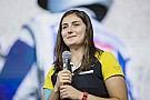 Formula V8 3.5 Tatiana Calderon all'ultima gara della Formula V8 3.5 in Bahrain