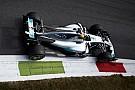 Formel 1 2017 in Monza: Mercedes-Doppelschlag im Ferrari-Land