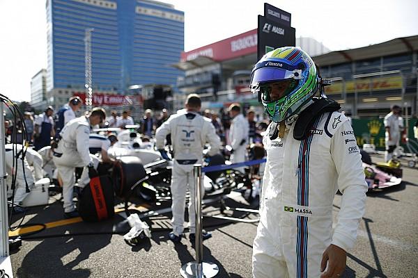 Fórmula 1 Últimas notícias Lowe diz que Massa deveria vencer em Baku