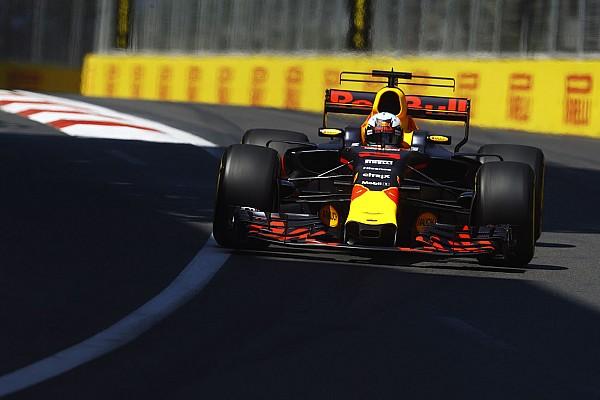 Formule 1 Réactions Ricciardo: