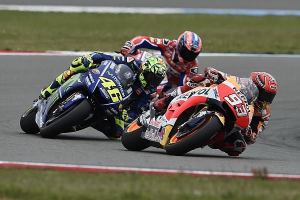 MotoGP Noticias de última hora Márquez no confía en que la Honda dé un paso adelante hasta 2018