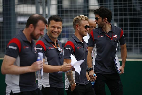 Haas gaat spotters inzetten tijdens kwalificatie in Baku