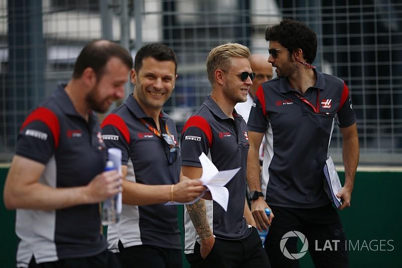 """Haas використає """"наглядачів"""" у кваліфікації Баку"""