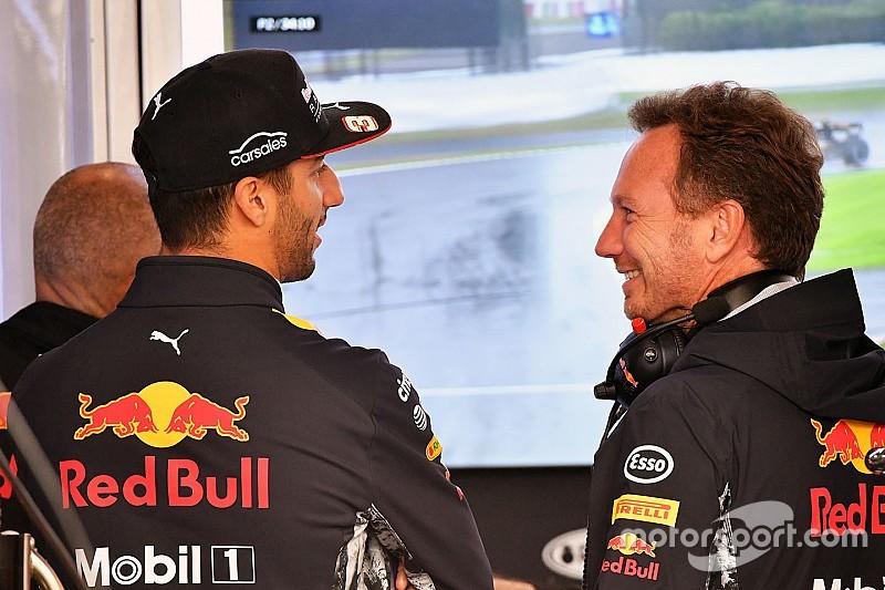 «Ми зробили все можливе» - У Red Bull розповіли про спроби утримання Ріккардо