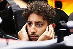 Формула 1 Важливі новини Ріккардо сподівається поборотися з лідерами на старті