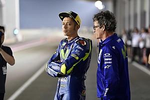 MotoGP Réactions Rossi conclut des essais hivernaux poussifs