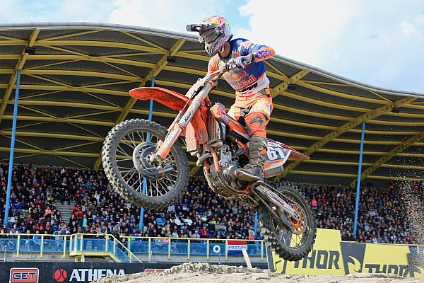MX2 Noticias de última hora Jorge Prado suma en Assen su tercera victoria del año