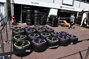 Mercedes and Ferrari split tyre strategies for Canada