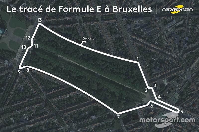 """Tung prédit une course """"mémorable"""" à Bruxelles"""