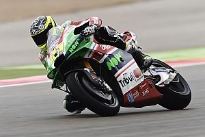 MotoGP Réactions Avec ce meilleur temps, Espargaró confirme la bonne forme d'Aprilia