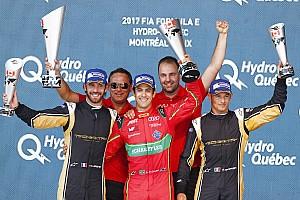 Formula E Yarış raporu Montreal ePrix: İlk raunt Di Grassi'nin, liderlik ilk kez el değiştirdi