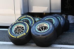 F1 Noticias de última hora Pirelli podría añadir un nuevo compuesto en 2018