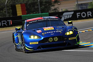 WEC Breaking news TF Sport joins WEC GTE Am field for 2018/19