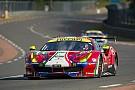 Le Mans Ferrari, Rigon: