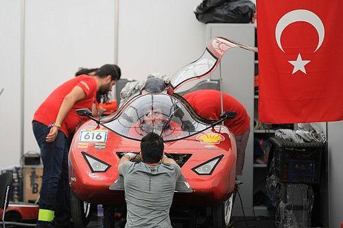 Shell Eco-Marathon Londra'da Türkiye'yi 13 takım temsil etti