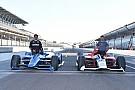 GALERIA: Primeiro teste de novo carro da Indy