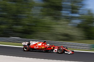 Formula 1 Qualifying report Hungarian GP: Vettel leads all-Ferrari front row, Hamilton fourth