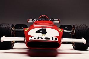 Ferrari 312B: легенда, яка повертається...