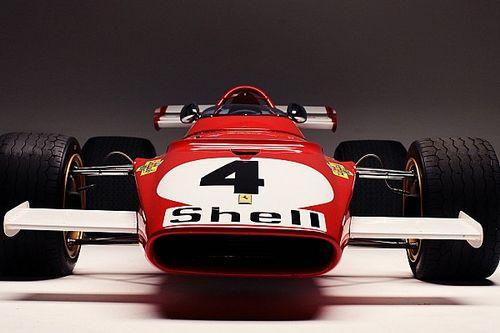 El Ferrari de F1 con tracción total que no fue