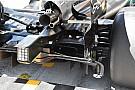 Mercedes: c'è un profilo nascosto nel diffusore posteriore della W08