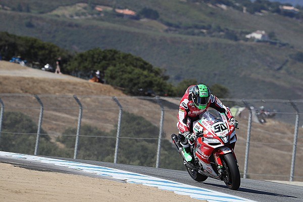 WSBK Laverty :