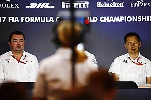 Fórmula 1 Artículo especial Las 20 historias de 2017, #5: McLaren y Honda se divorcian