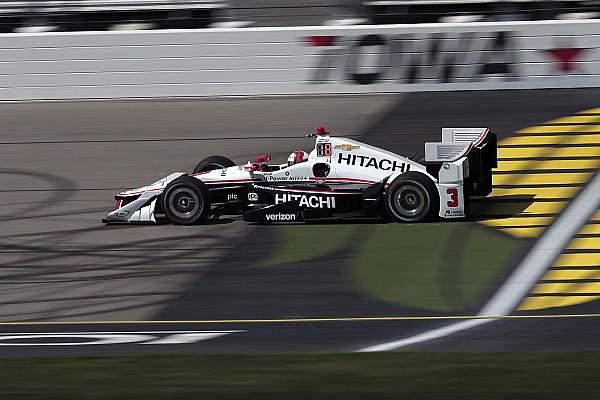 IndyCar Course - Castroneves remporte sa première course en trois ans!