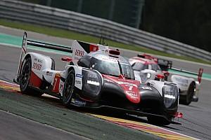 WEC Reporte de prácticas Toyota dominó el jueves en Spa-Francorchamps