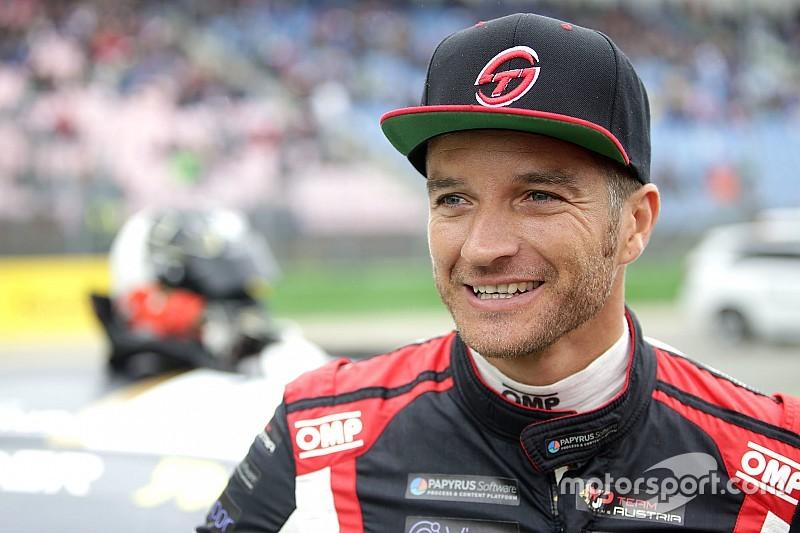 """Timo Scheider : """"Vraiment heureux"""" en rallycross"""
