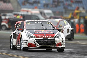 World Rallycross Preview Loeb va