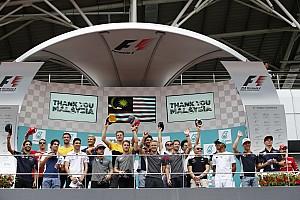 Formel 1 Fotostrecke Die schönsten Fotos vom F1-GP Malaysia in Sepang: Sonntag