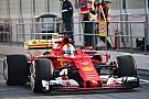 Формула 1 Феттель на секунду побил прошлогоднее время первого дня тестов