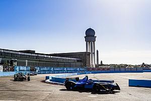 Formule E Résultats La grille de départ de la première course à Berlin