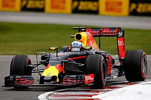 Formula 1 Qualifying report Both Red Bull drivers to line up fourth and fifth on the Canadian GP starting grid