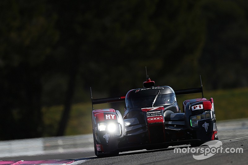 Audi can take the fight to Porsche, says Jarvis