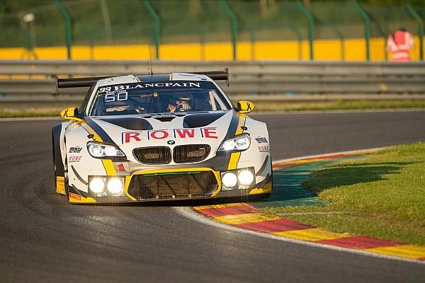 Blancpain Endurance Spa 24: #99 Rowe BMW leads at six hours