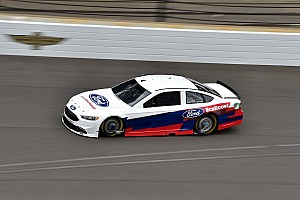 NASCAR Cup Testing report NASCAR teams take to the Brickyard for tire test