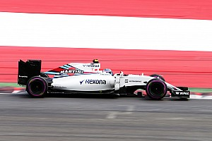 Formula 1 Qualifying report Bottas qualified eighth and Massa 10th for the Austrian GP