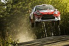 WRC Finlandia: Meeke memimpin di awal,Latvala dan Tanak kehilangan waktu