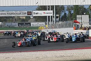 Формула 4 Отчет о гонке Шумахер не попал на подиум в главном заезде в Мизано