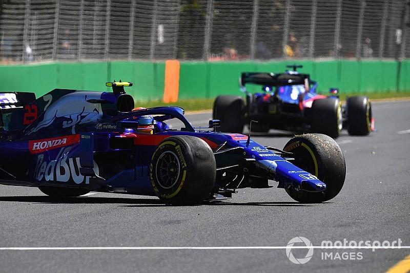 """アルボン、FP1でのクラッシュ原因は""""経験不足とタイヤへの理解"""""""