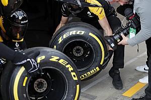 Pirelli ungkap selisih performa tiap kompon F1 2019