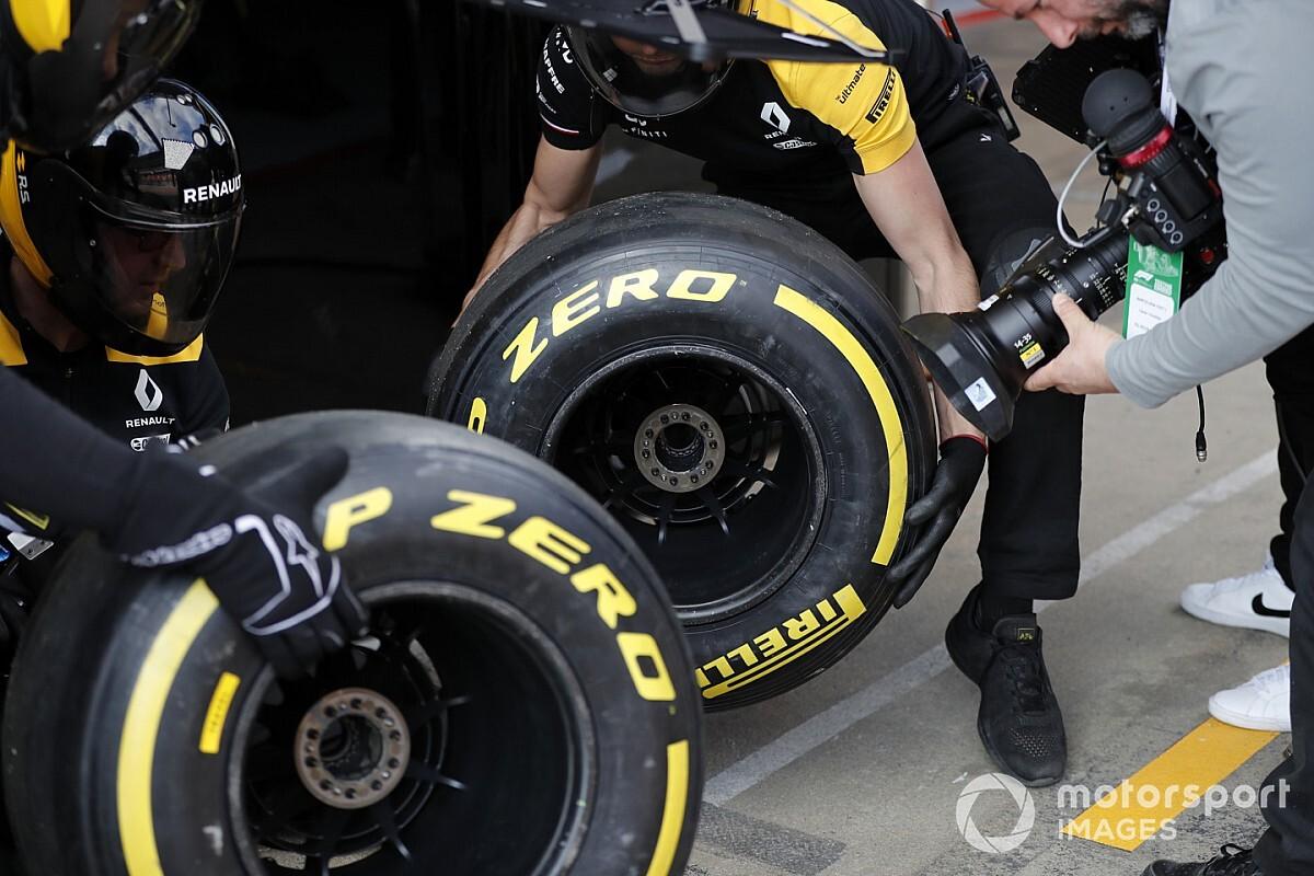Pirelli спростувала чутки щодо нестачі шин на зимових тестах